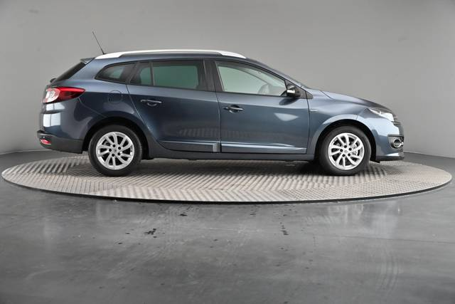 Renault Mégane ST 1.5 dCi Limited SS-360 image-22