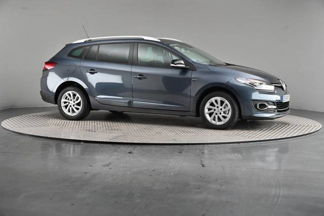 Renault Mégane ST 1.5 dCi Limited SS-360 image-25
