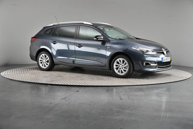 Renault Mégane ST 1.5 dCi Limited SS-360 image-26