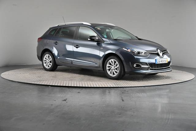 Renault Mégane ST 1.5 dCi Limited SS-360 image-27