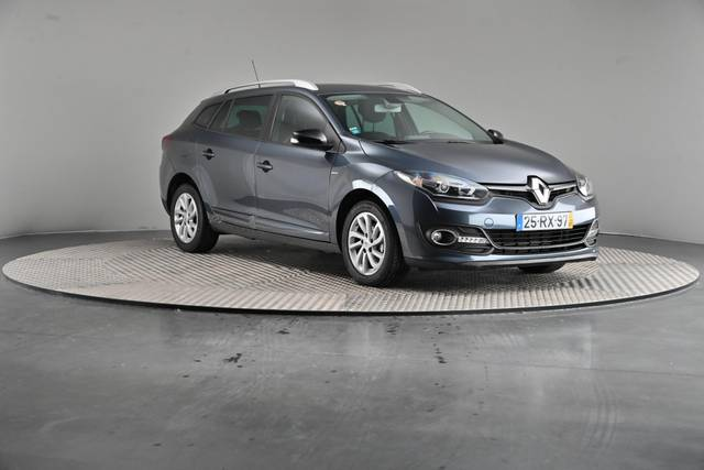 Renault Mégane ST 1.5 dCi Limited SS-360 image-28