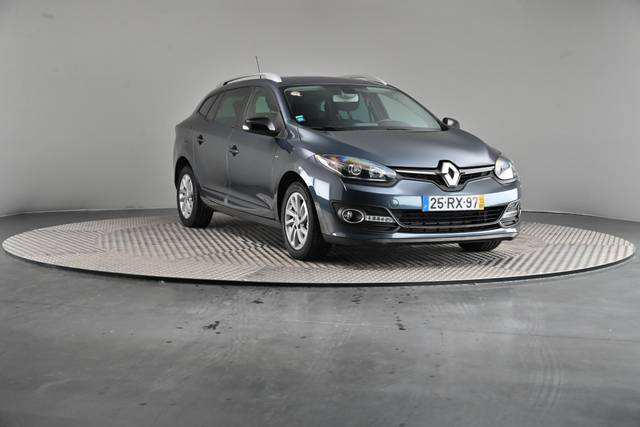 Renault Mégane ST 1.5 dCi Limited SS-360 image-29