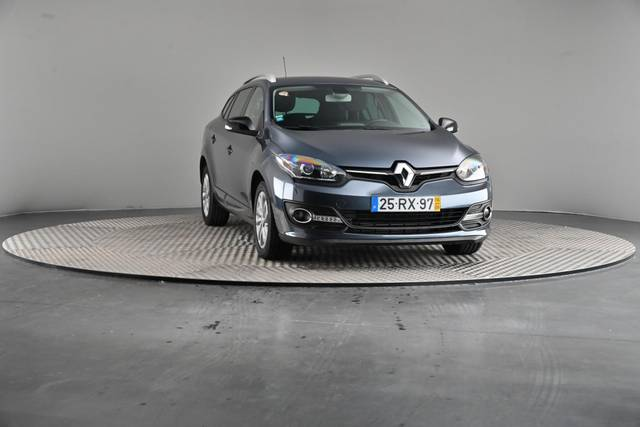 Renault Mégane ST 1.5 dCi Limited SS-360 image-30
