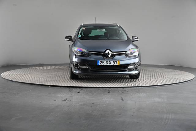Renault Mégane ST 1.5 dCi Limited SS-360 image-31