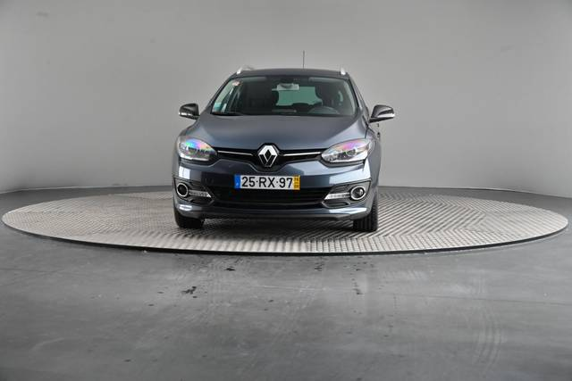 Renault Mégane ST 1.5 dCi Limited SS-360 image-32