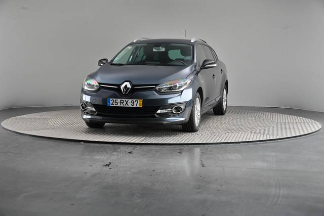 Renault Mégane ST 1.5 dCi Limited SS-360 image-33
