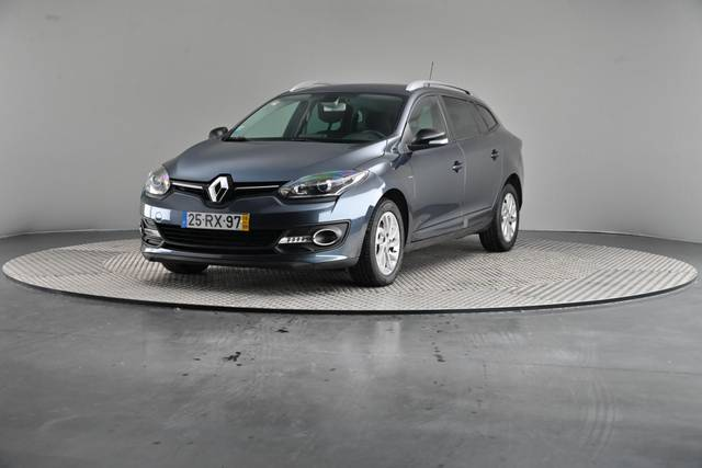 Renault Mégane ST 1.5 dCi Limited SS-360 image-34