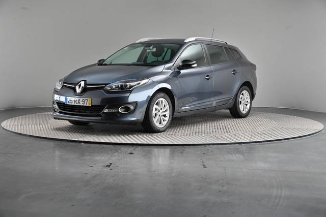 Renault Mégane ST 1.5 dCi Limited SS-360 image-35