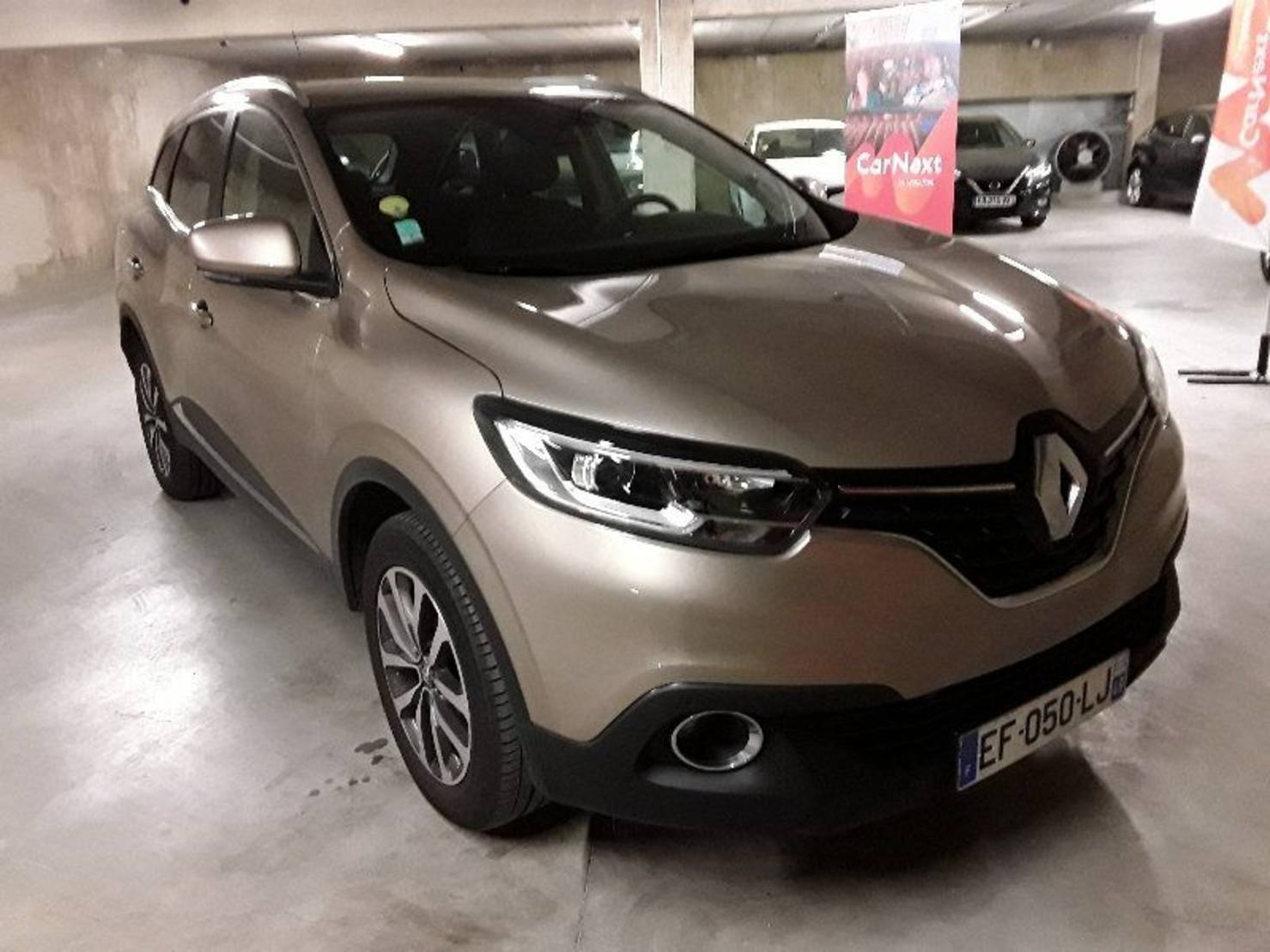 Renault Kadjar dCi 130 Energy, Business detail2