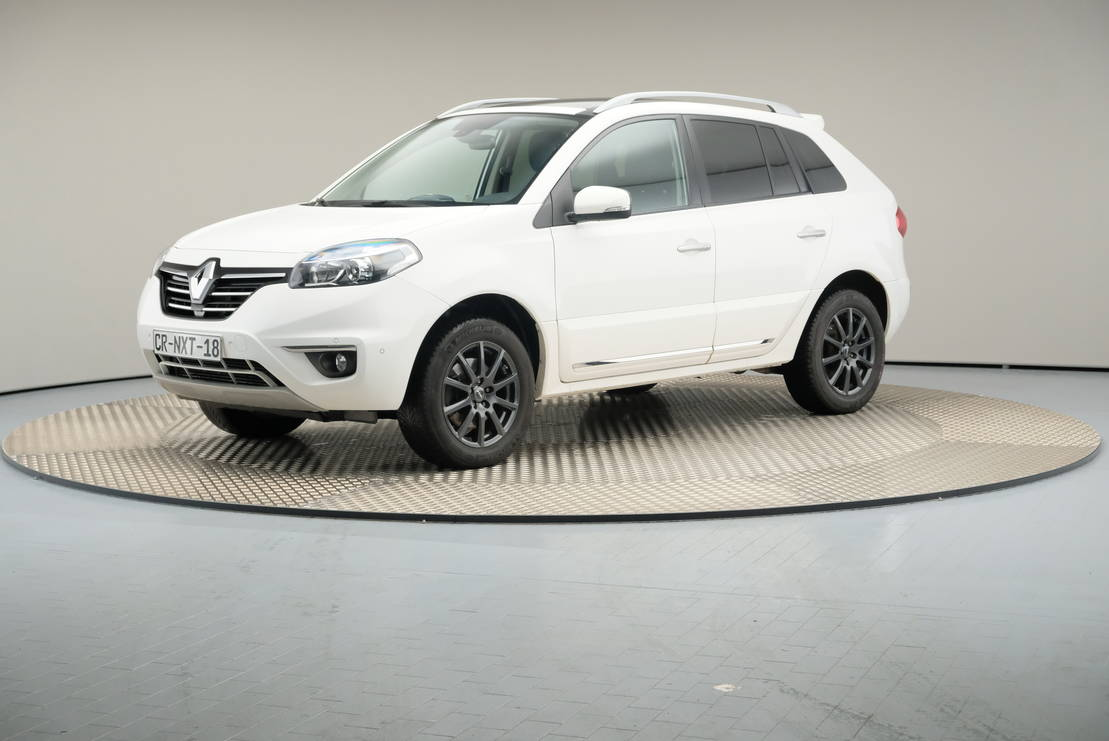 Renault Koleos dCi 150 4x4 Night and Day, Leder, Navigatie, Panoramadak, 360-image0
