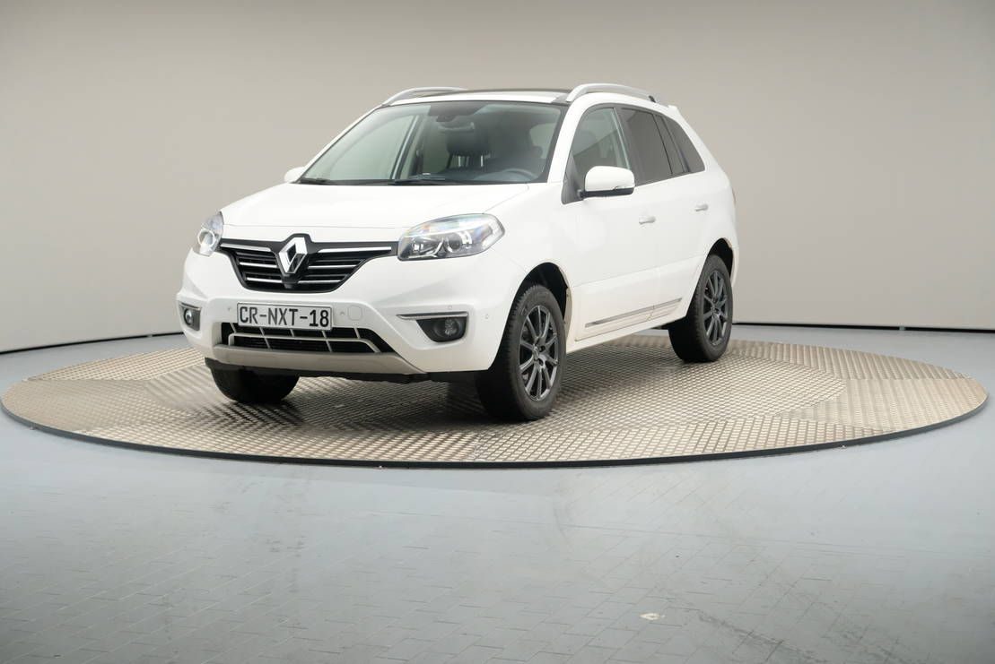 Renault Koleos dCi 150 4x4 Night and Day, Leder, Navigatie, Panoramadak, 360-image34