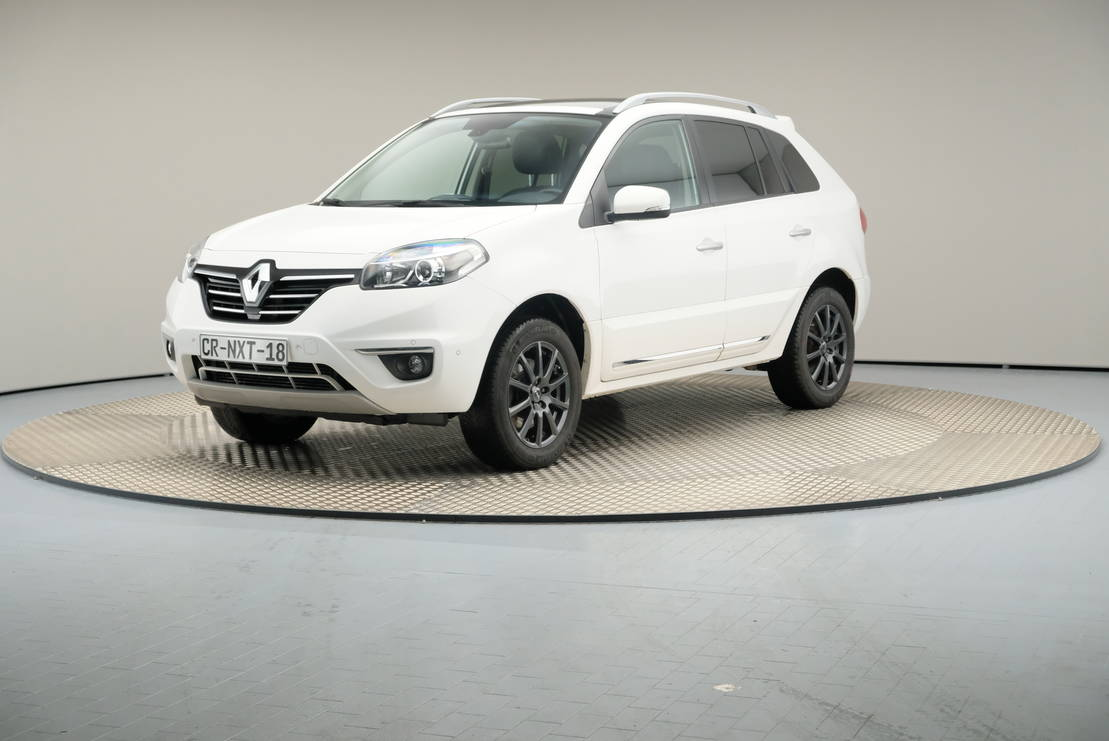 Renault Koleos dCi 150 4x4 Night and Day, Leder, Navigatie, Panoramadak, 360-image35
