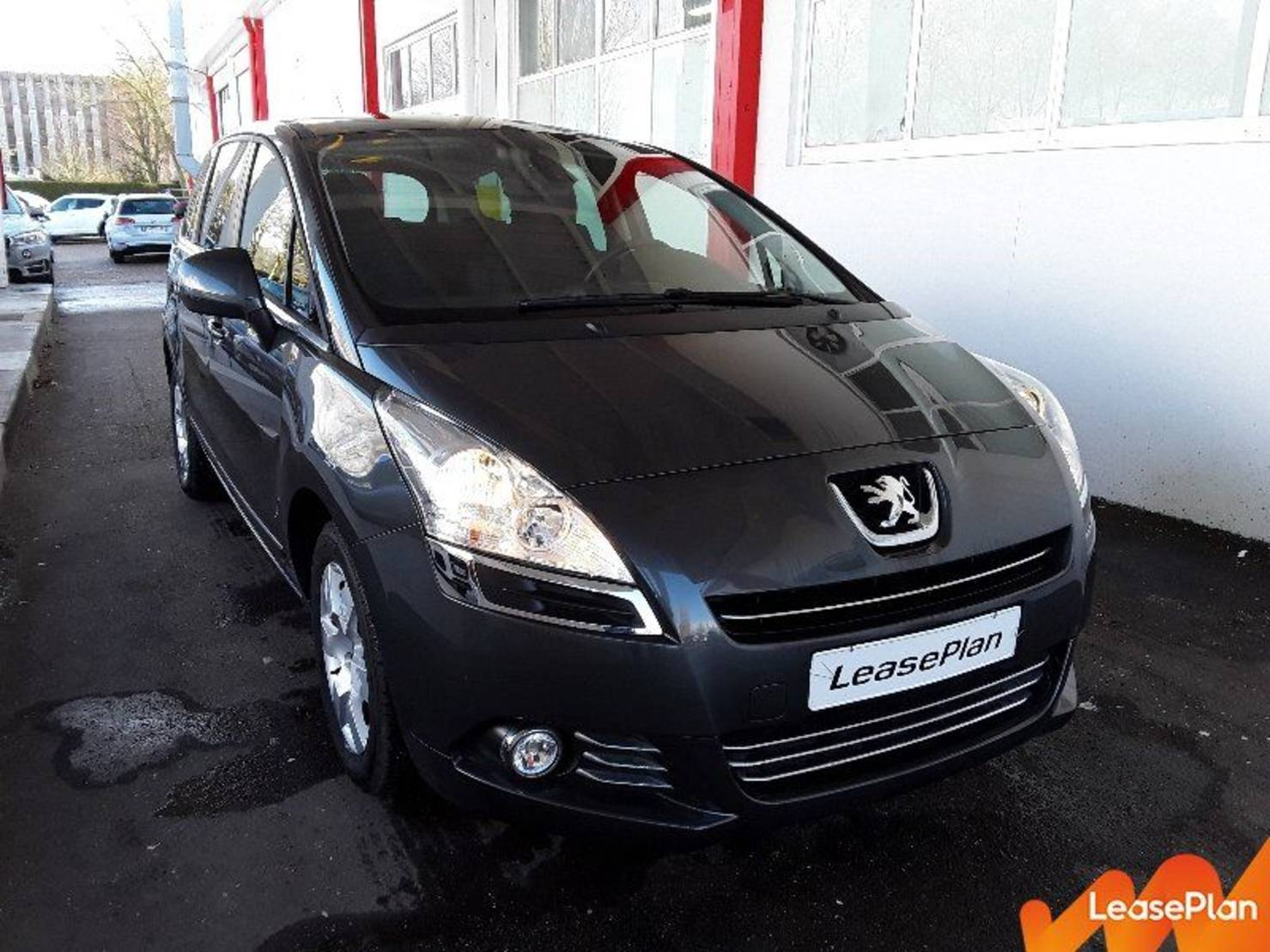 Peugeot 5008 1.6 E-HDI BMP6 BUSINESS PACK detail1