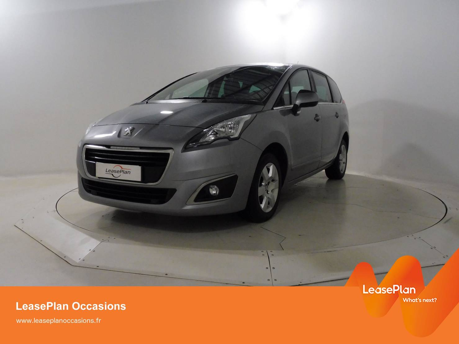 Peugeot 5008 1.6 BlueHDi 120ch S&S EAT6, Business Pack detail1