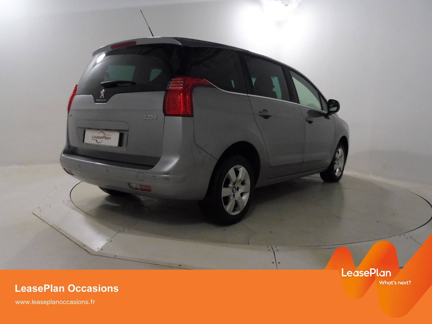 Peugeot 5008 1.6 BlueHDi 120ch S&S EAT6, Business Pack detail2
