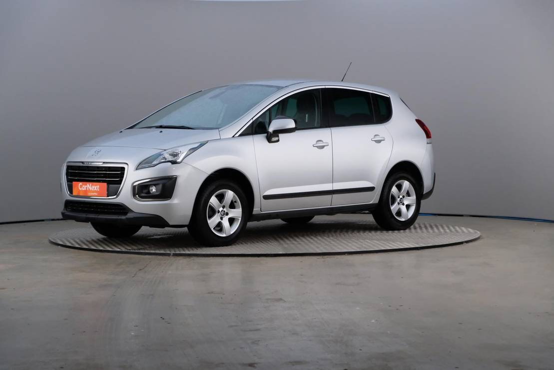 Peugeot 3008 1.6 BlueHDi 120ch S&S BVM6, Business Pack, 360-image0
