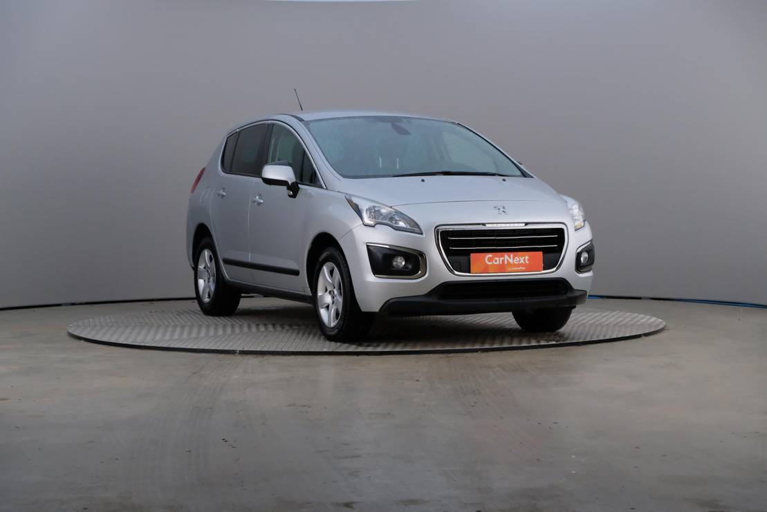 Peugeot 3008 1.6 BlueHDi 120ch S&S BVM6, Business Pack, 360-image29