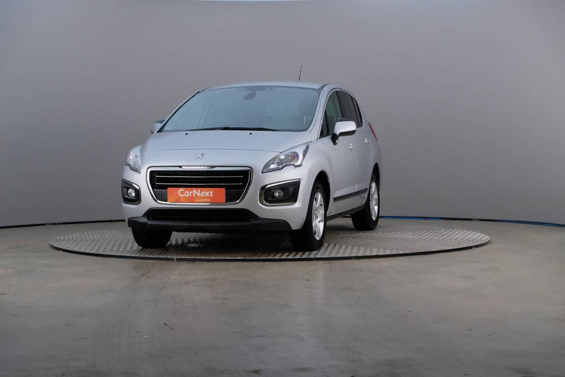 Peugeot 3008 1.6 BlueHDi 120ch S&S BVM6, Business Pack, 360-image33