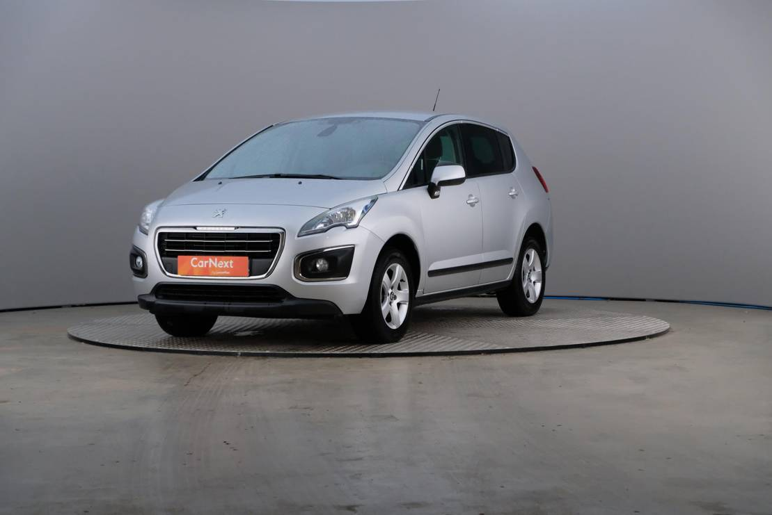 Peugeot 3008 1.6 BlueHDi 120ch S&S BVM6, Business Pack, 360-image34