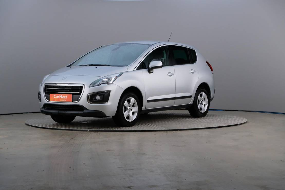Peugeot 3008 1.6 BlueHDi 120ch S&S BVM6, Business Pack, 360-image35