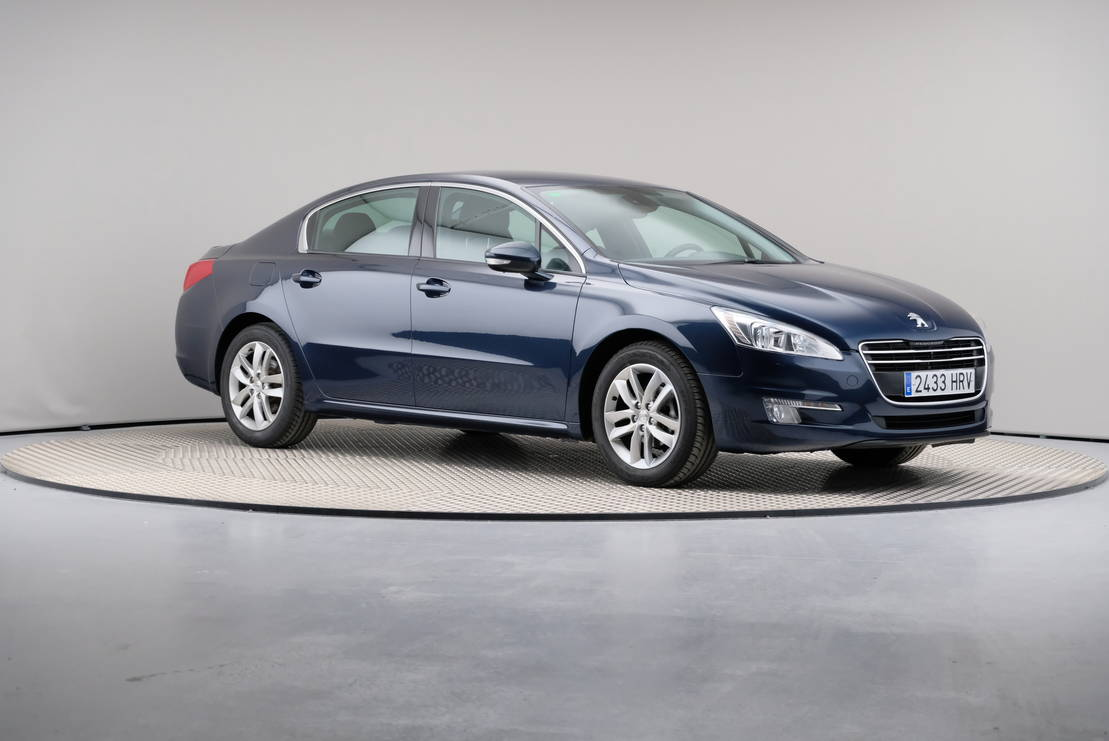 Peugeot 508 2.0 Hdi Active, 360-image27