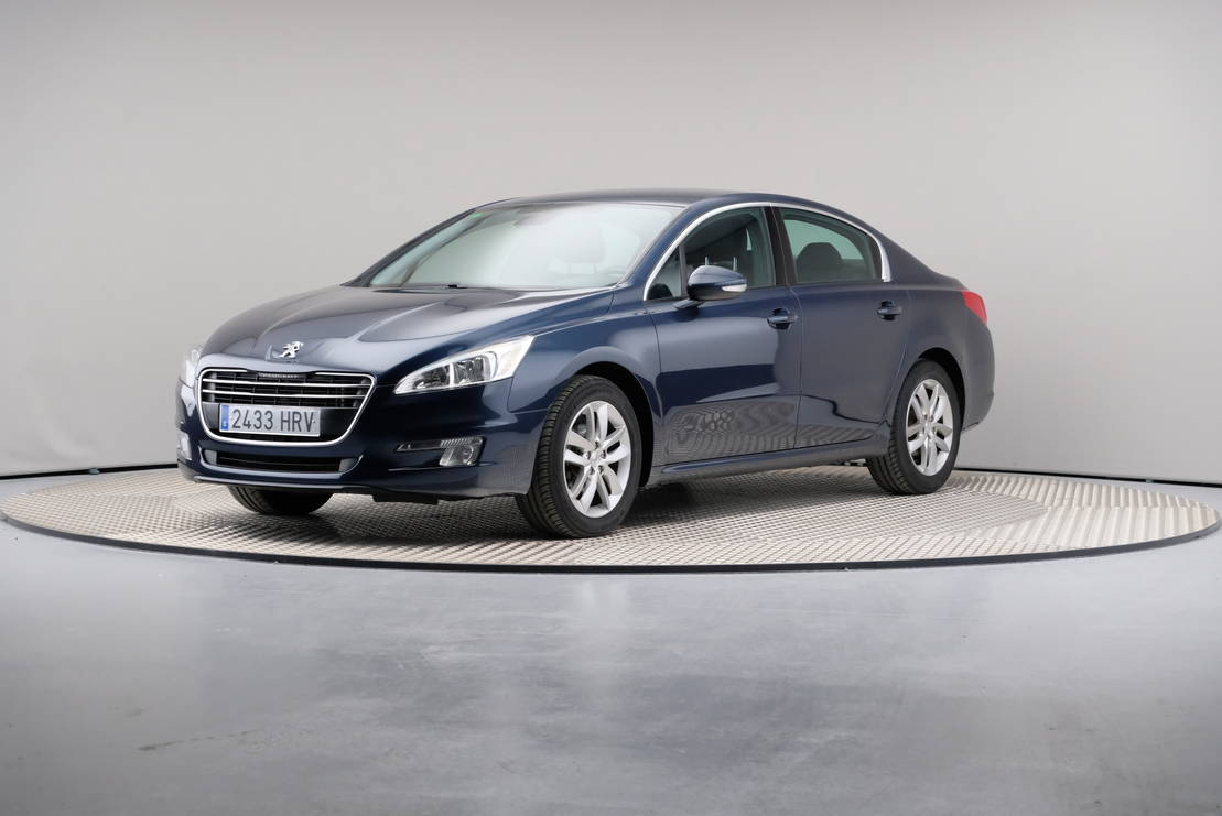 Peugeot 508 2.0 Hdi Active, 360-image35