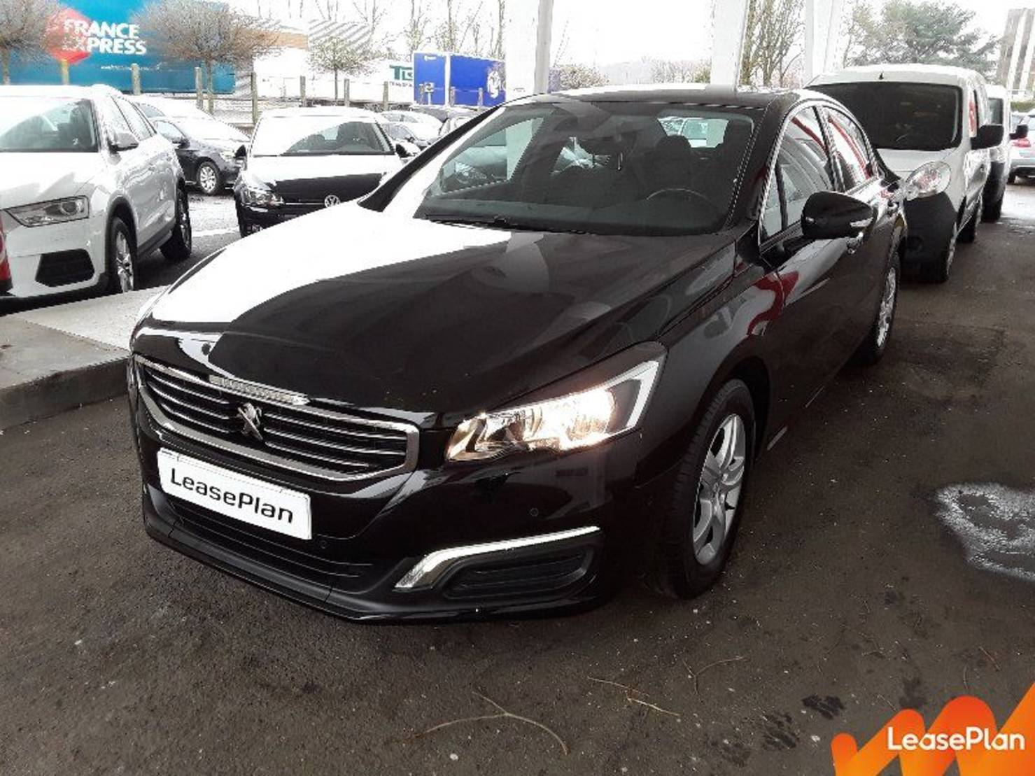 Peugeot 508 2.0 HDi 140ch FAP BVM6, Business Pack detail2