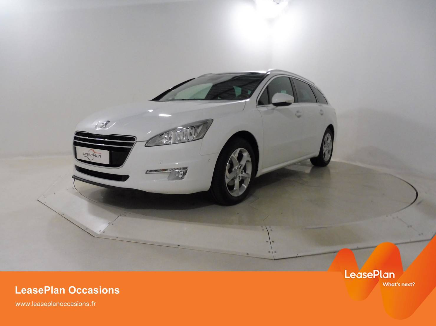Peugeot 508 SW 2.0 HDi 140ch FAP BVM6, Business Pack detail1