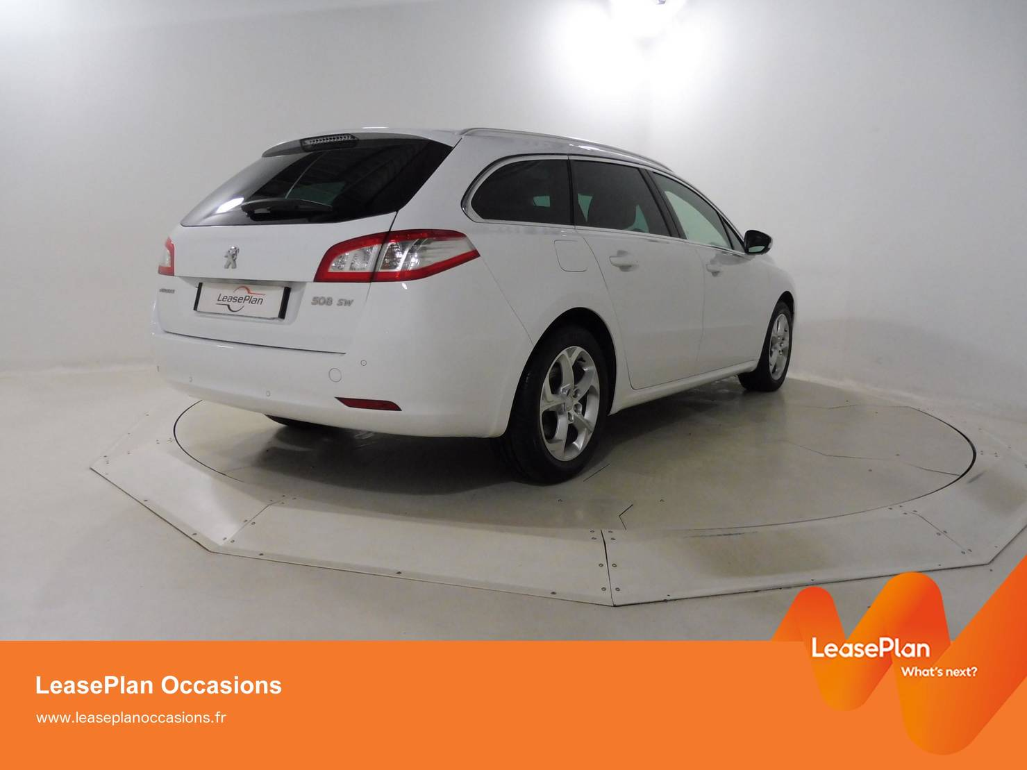 Peugeot 508 SW 2.0 HDi 140ch FAP BVM6, Business Pack detail2