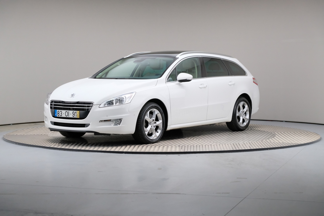 Peugeot 508 508 SW 2.0 HDi Bu.Line Pack 119g, 2.0 HDi Business Line Pack 119g, 360-image0