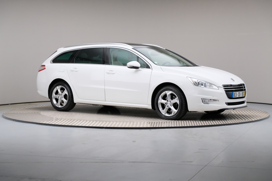 Peugeot 508 508 SW 2.0 HDi Bu.Line Pack 119g, 2.0 HDi Business Line Pack 119g, 360-image27