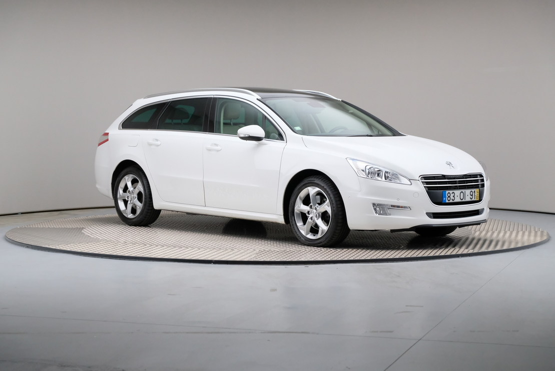 Peugeot 508 508 SW 2.0 HDi Bu.Line Pack 119g, 2.0 HDi Business Line Pack 119g, 360-image28