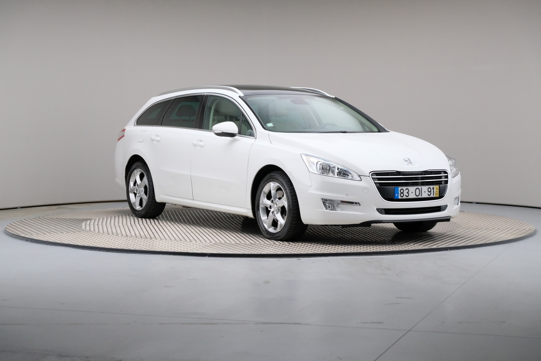 Peugeot 508 508 SW 2.0 HDi Bu.Line Pack 119g, 2.0 HDi Business Line Pack 119g, 360-image29