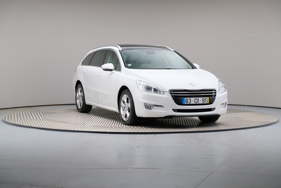 Peugeot 508 508 SW 2.0 HDi Bu.Line Pack 119g, 2.0 HDi Business Line Pack 119g, 360-image30