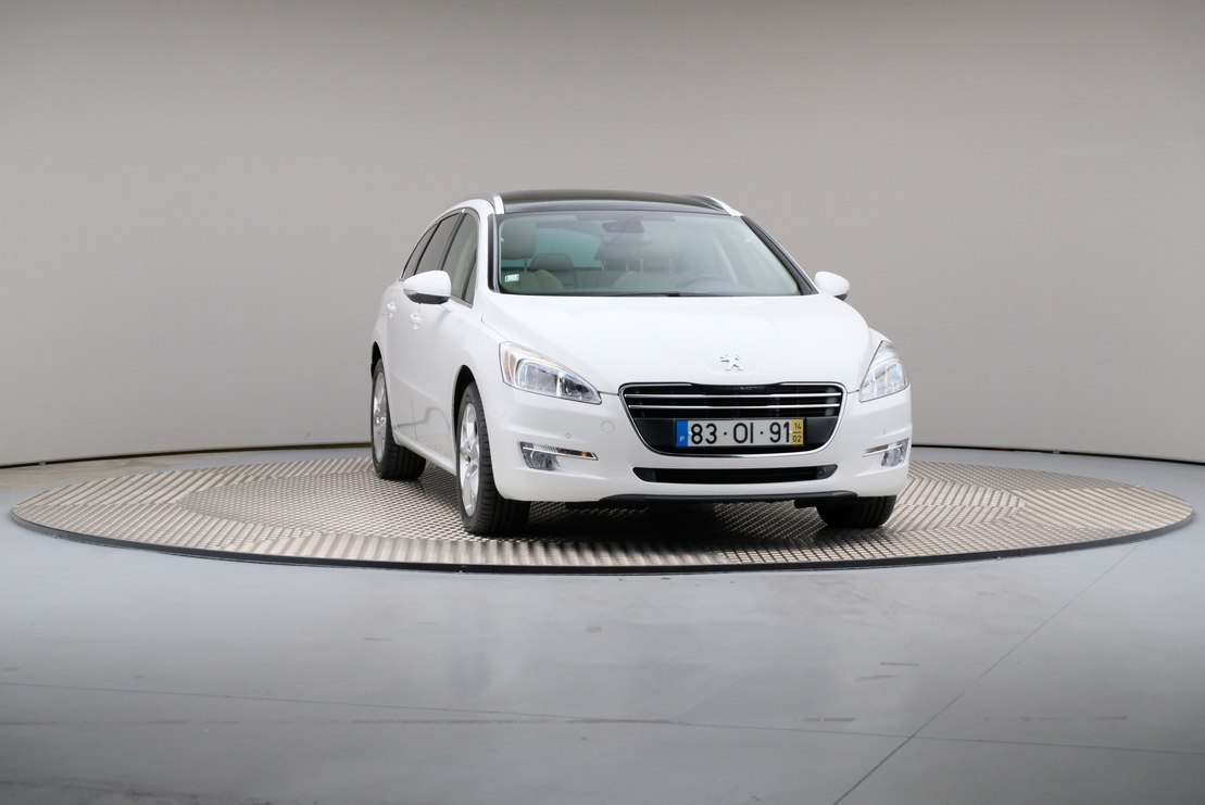 Peugeot 508 508 SW 2.0 HDi Bu.Line Pack 119g, 2.0 HDi Business Line Pack 119g, 360-image31
