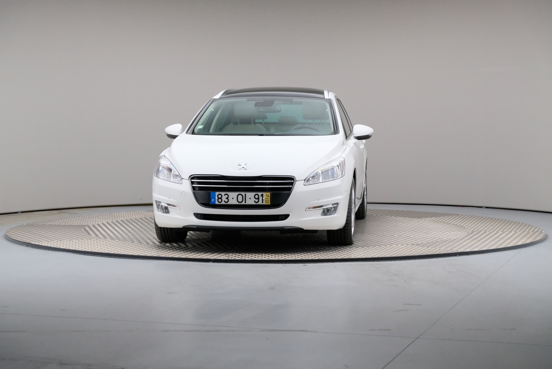 Peugeot 508 508 SW 2.0 HDi Bu.Line Pack 119g, 2.0 HDi Business Line Pack 119g, 360-image33