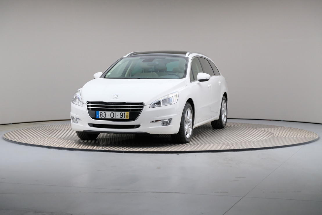 Peugeot 508 508 SW 2.0 HDi Bu.Line Pack 119g, 2.0 HDi Business Line Pack 119g, 360-image34