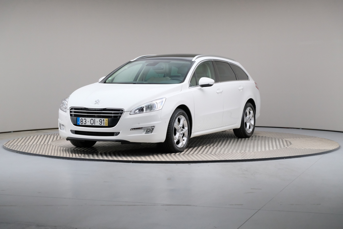 Peugeot 508 508 SW 2.0 HDi Bu.Line Pack 119g, 2.0 HDi Business Line Pack 119g, 360-image35