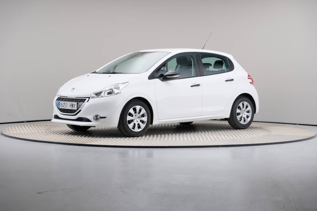 Peugeot 208 1.4HDi Business Line, 360-image0