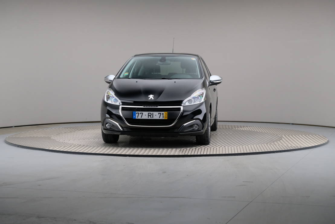 Peugeot 208 Blue-HDi 100 Stop&Start, Active, 360-image33