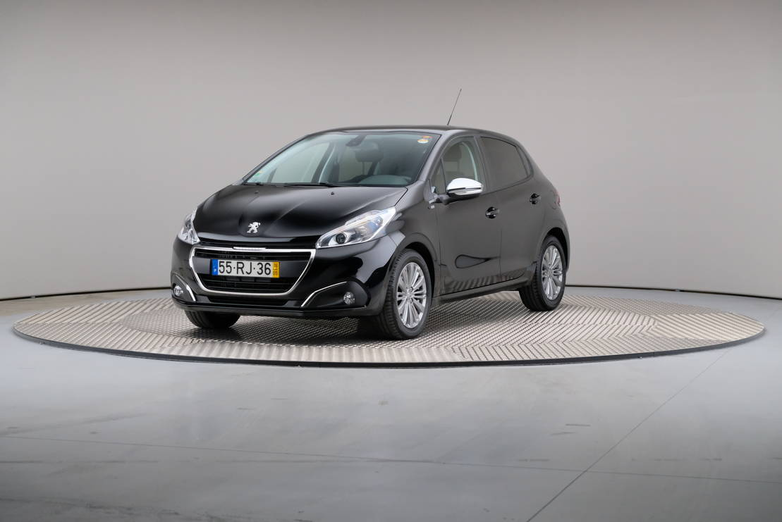 Peugeot 208 Blue-HDi 100 Stop&Start, Active, 360-image35