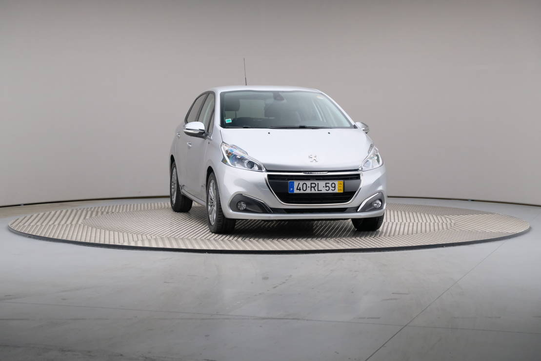 Peugeot 208 Blue-HDi 100 Stop&Start, Active, 360-image31