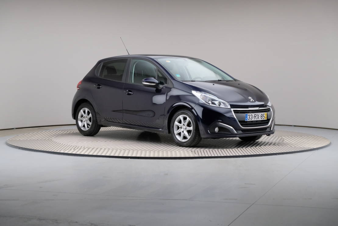 Peugeot 208 Blue-HDi 100 Stop&Start, Active, 360-image28
