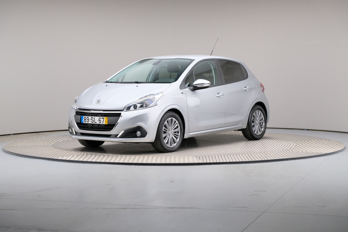 Peugeot 208 Blue-HDi 100 Stop&Start, Active, 360-image0