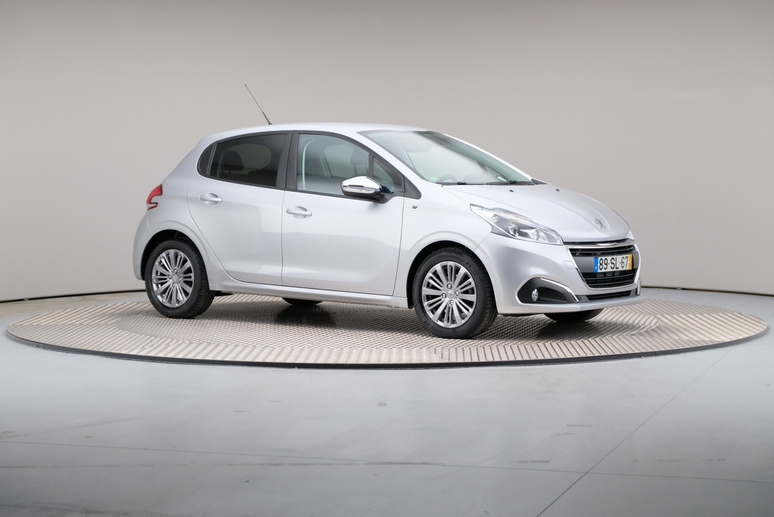 Peugeot 208 Blue-HDi 100 Stop&Start, Active, 360-image27
