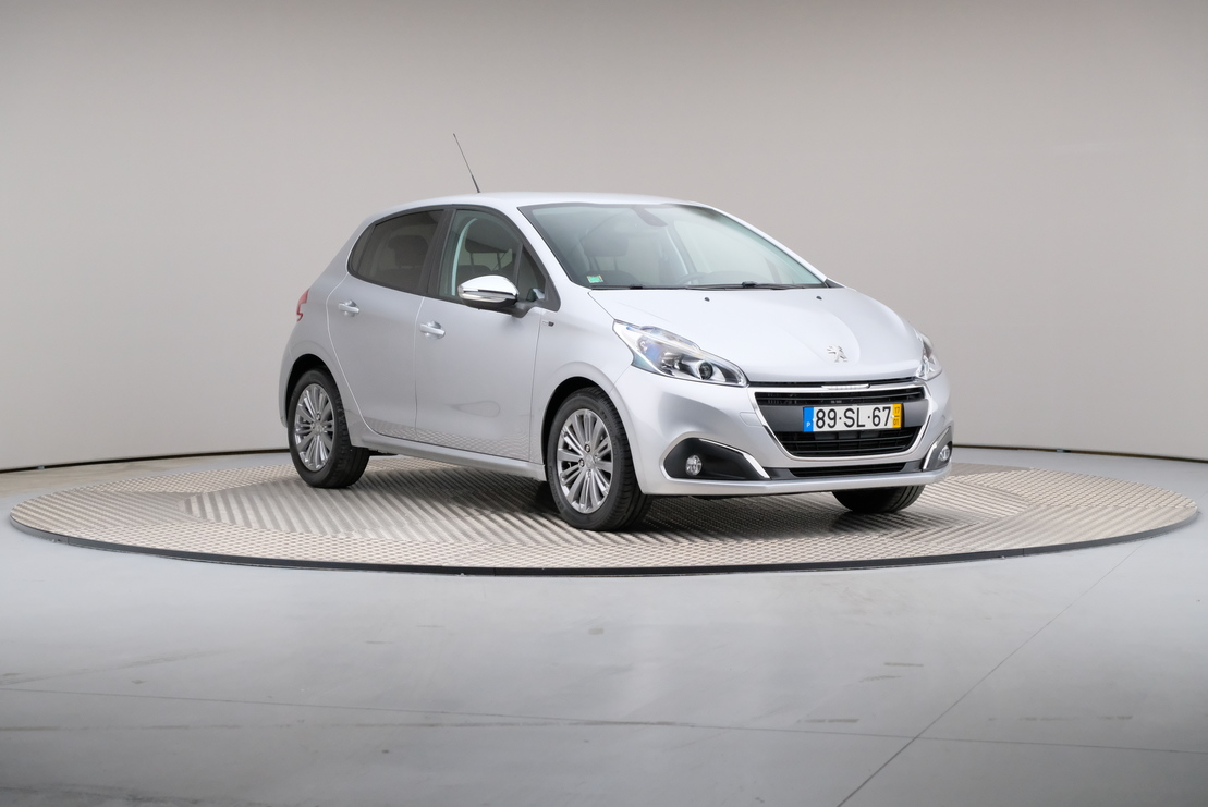 Peugeot 208 Blue-HDi 100 Stop&Start, Active, 360-image29