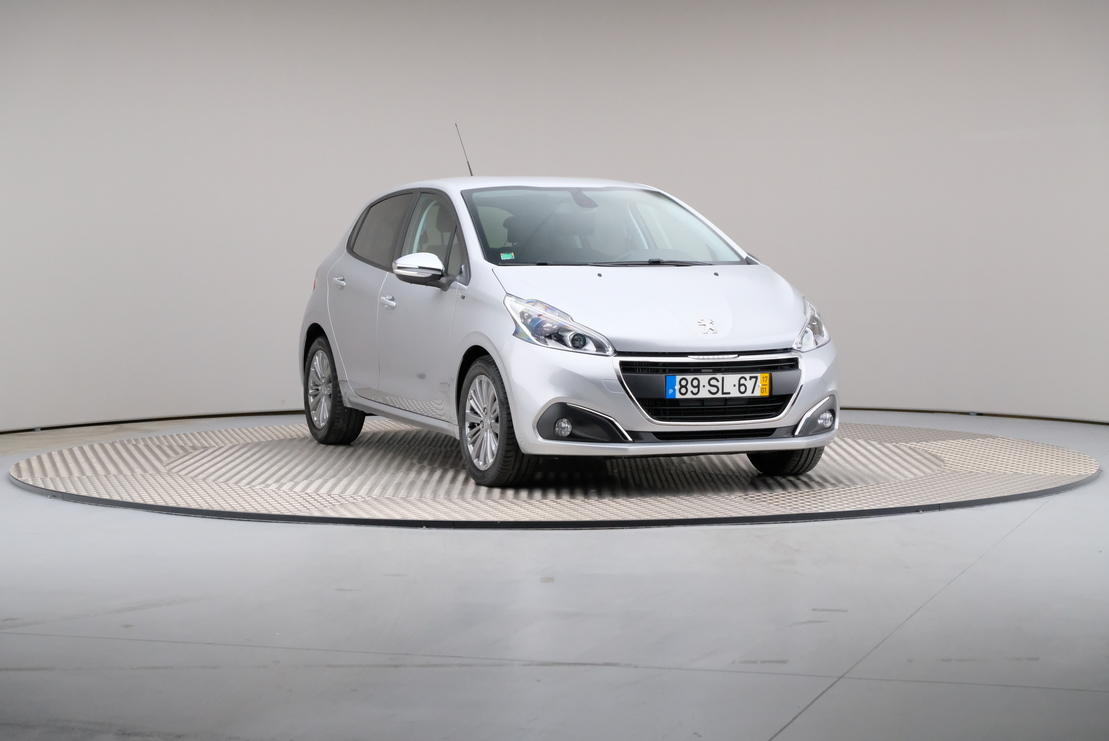 Peugeot 208 Blue-HDi 100 Stop&Start, Active, 360-image30