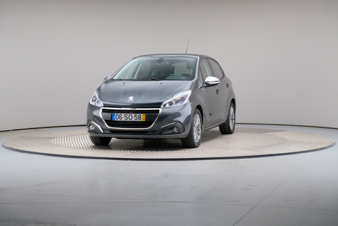 Peugeot 208 Blue-HDi 100 Stop&Start, Active, 360-image34