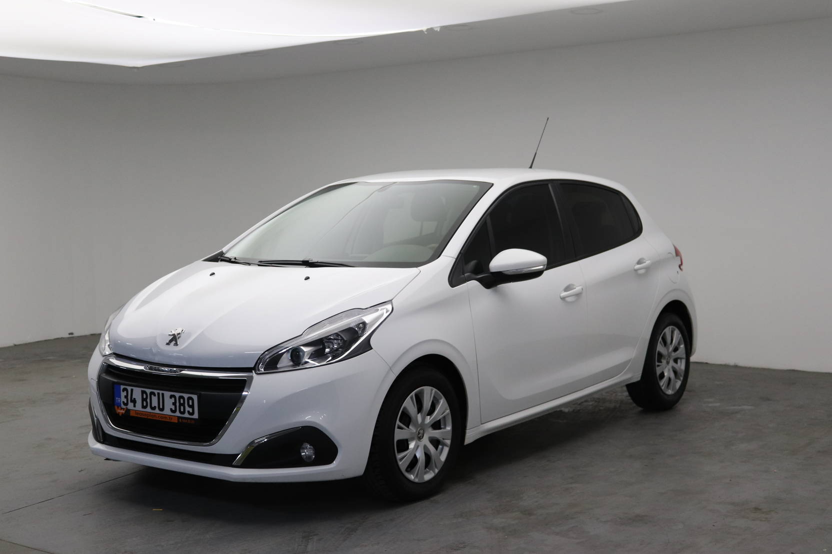 Peugeot 208 Blue-HDi 100 Stop&Start, Active detail1