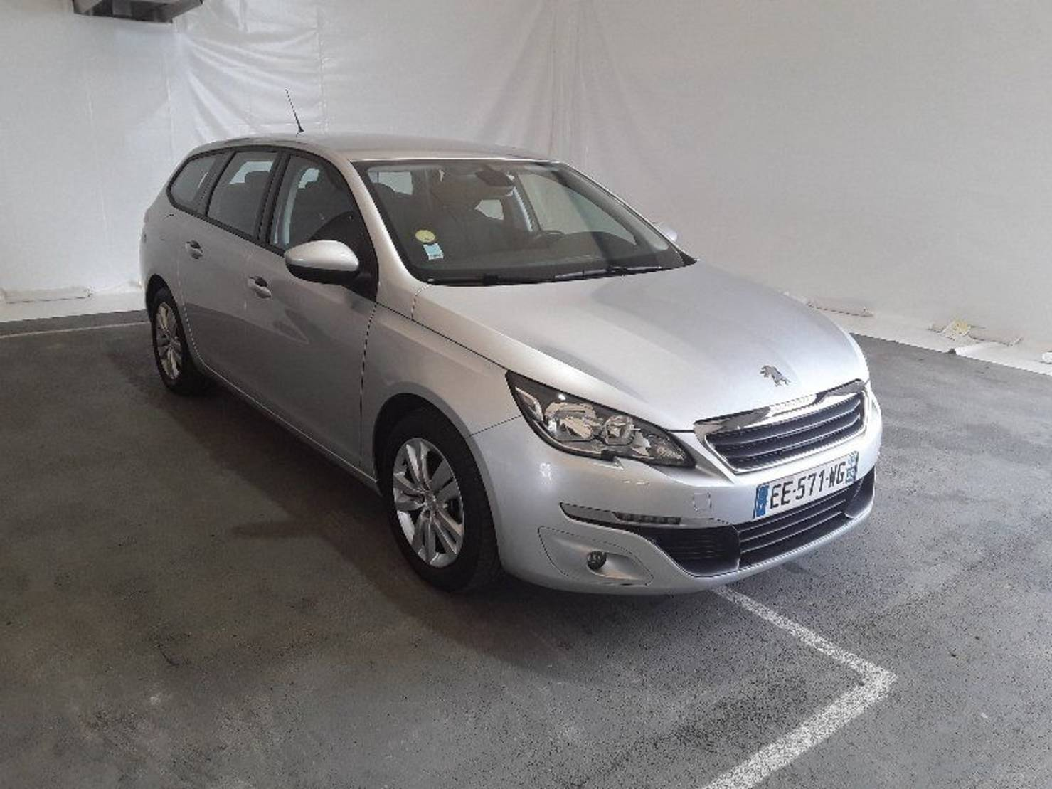 Peugeot 308 SW 1.6 BlueHDi 100ch S&S BVM5, Active Business detail1